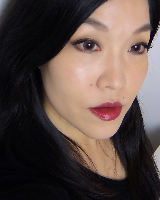 Chanel Rouge Allure Envoutante FOTD