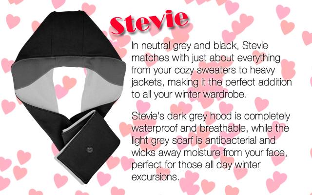 Hood scarf, hooded scarf, valentines day, hoodie scarf, hoodie, scarf, waterproof, breathable, wicking, wynzie chai