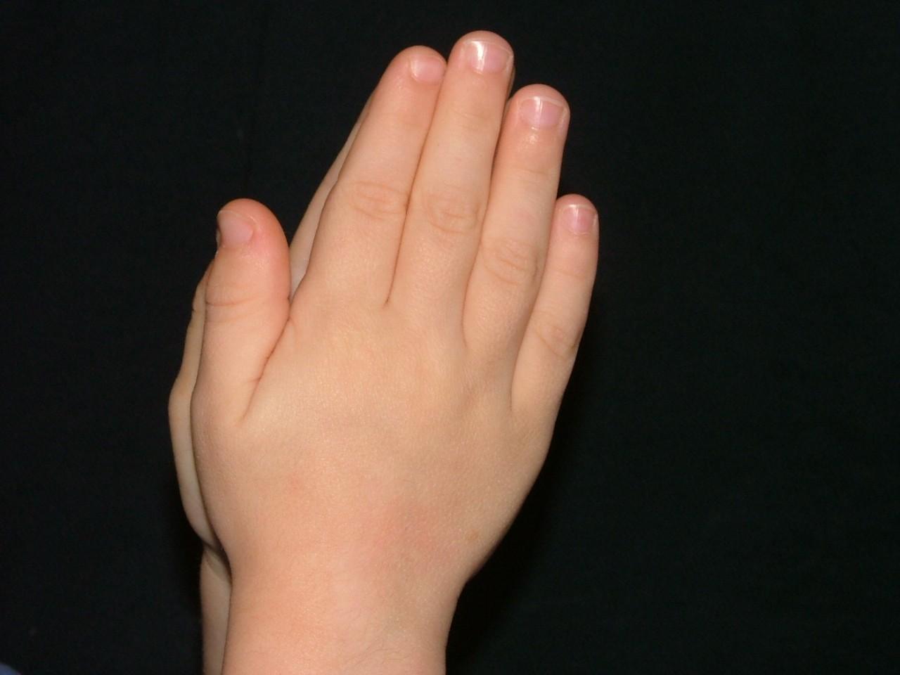 Namaste Hands C...