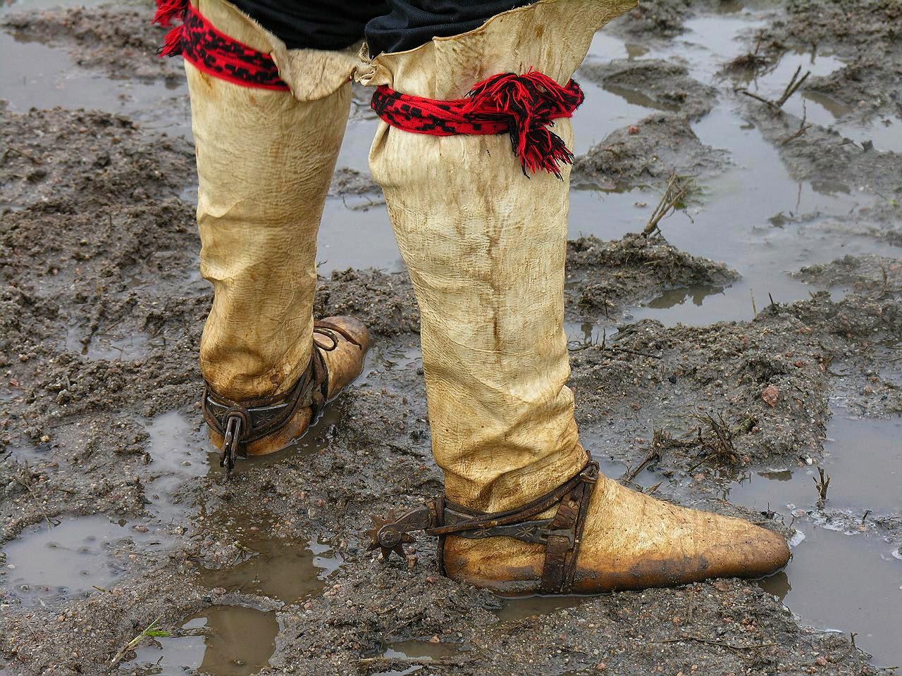 botas de potro gaucho