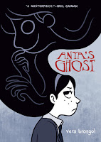 Cover of Anya's Ghost by Vera Brosgol