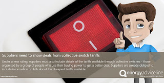 Suppliers need to show deals from collective switch tariffs