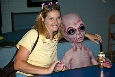 Area 51 Museum aliens, Roswell, New Mexico, New Braunfels destination photographer