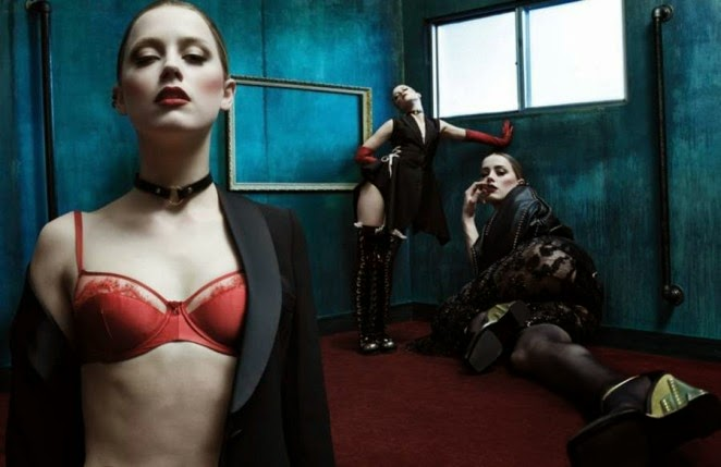 Amber Heard by Steven Klein Photoshoot