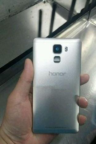 Inikah wujud asli dan spesifikasi Huawei Honor 7?