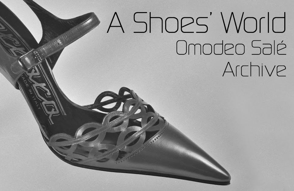 A Shoes' World - Omodeo Salè Archive