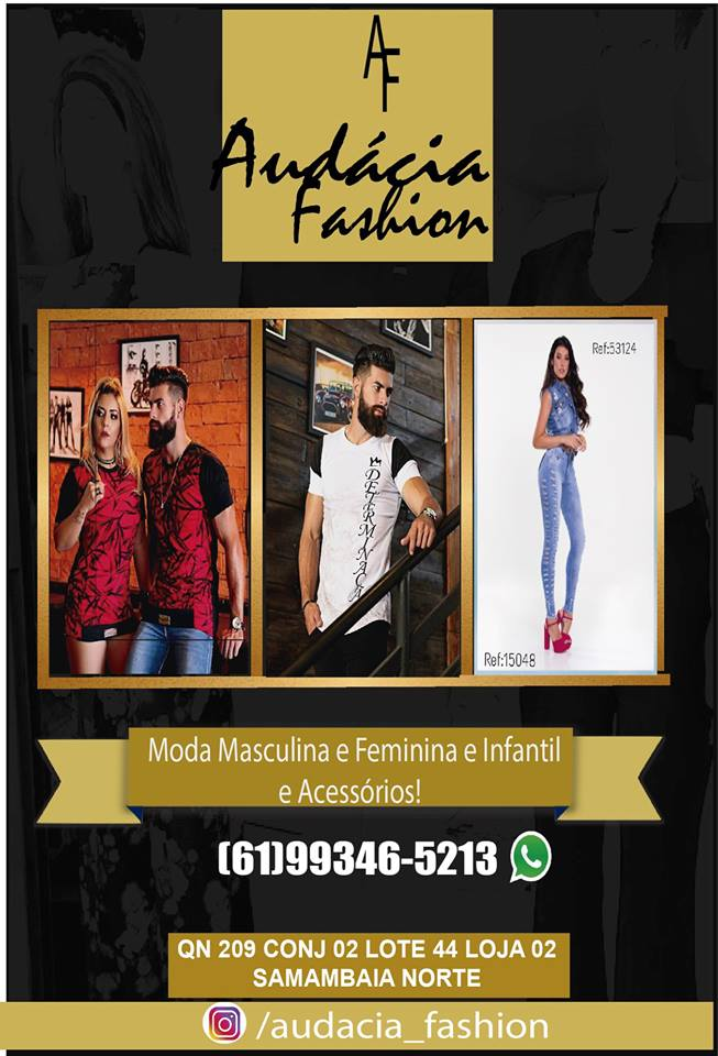 AUDÁCIA FASHION