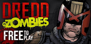 Judge Dredd vs Zombies 3D