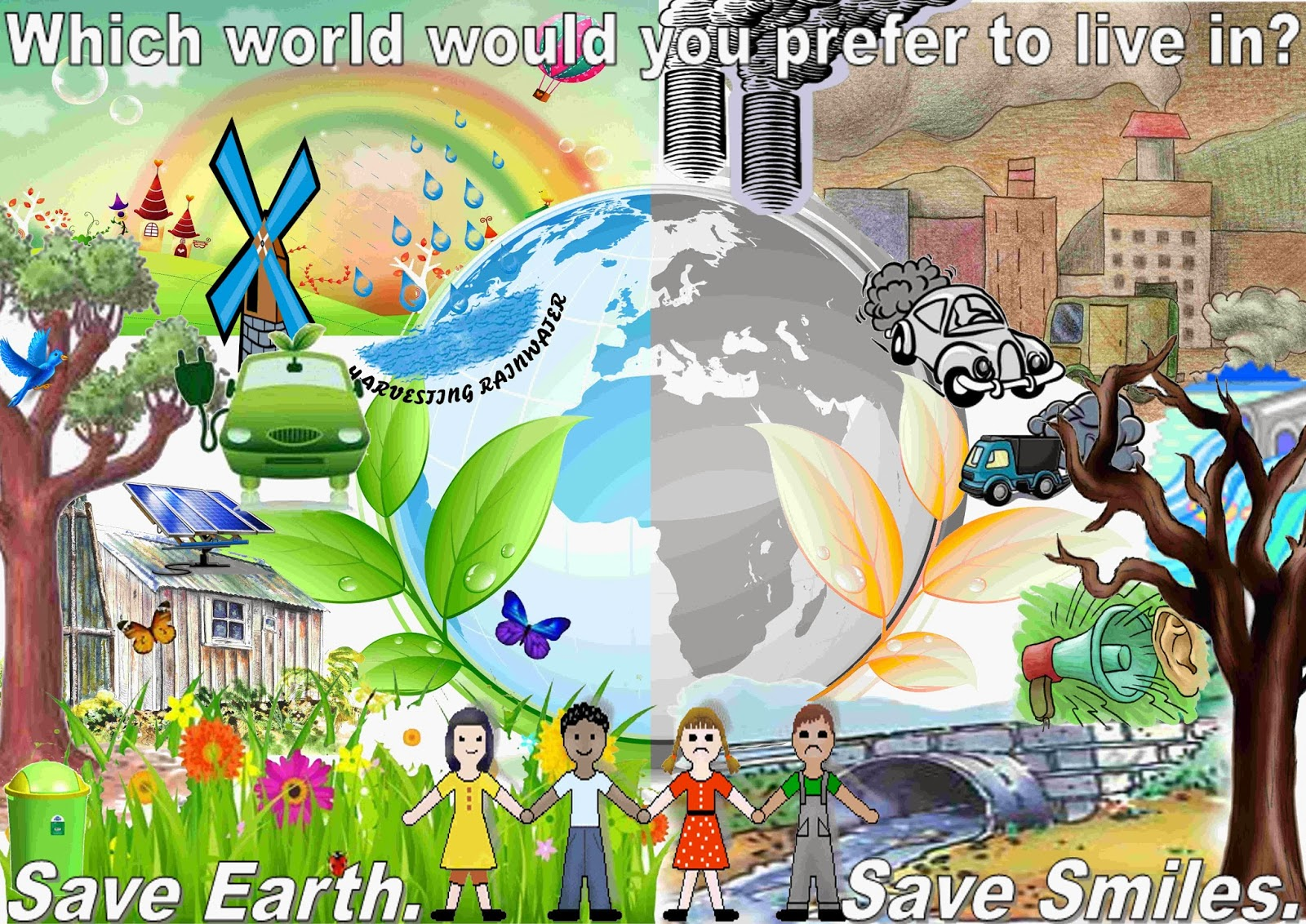 Save Environment Essay 100 Words – Save Environment Speech