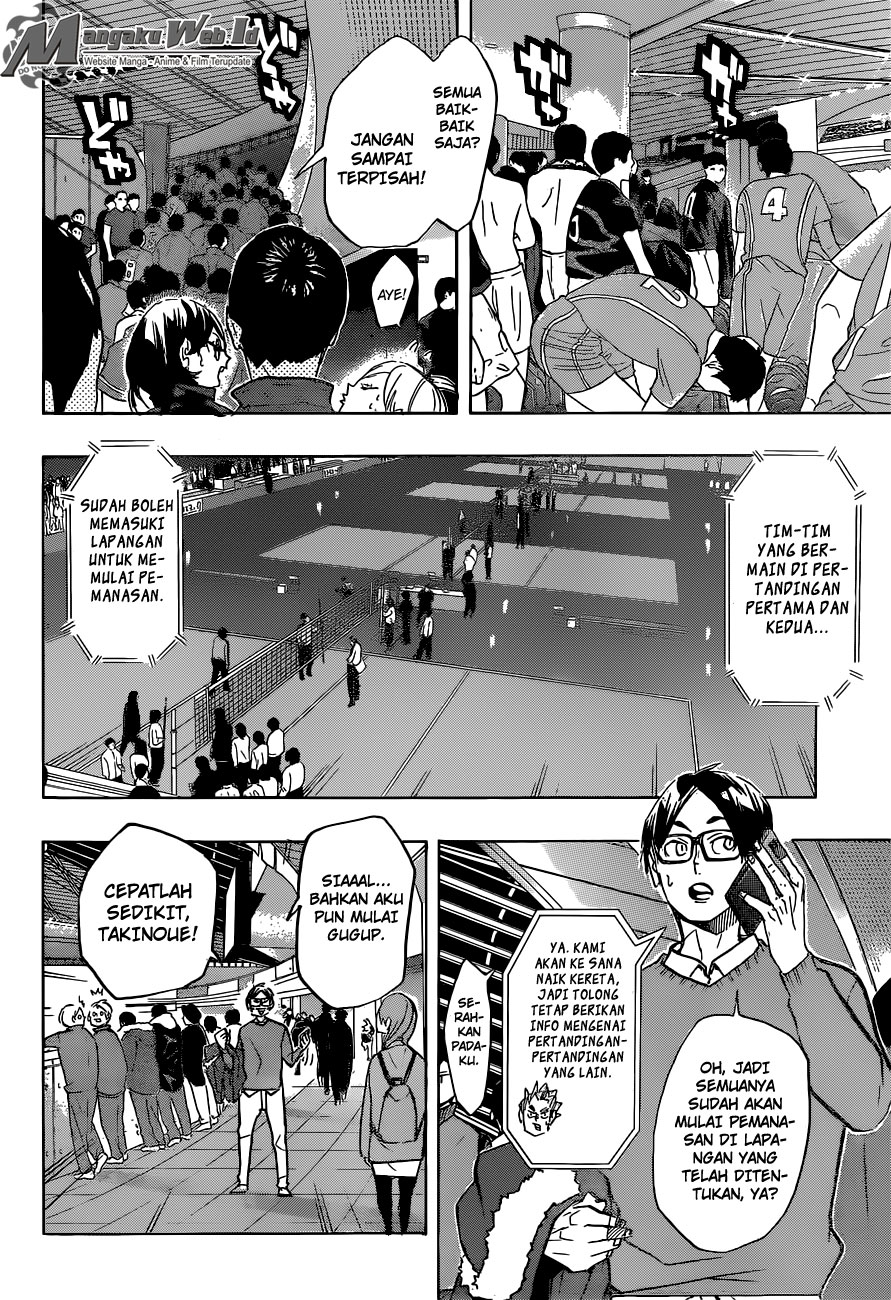 Haikyuu!! Chapter 231-10