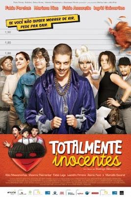 Filme Poster Totalmente Inocentes TS XviD & RMVB Nacional