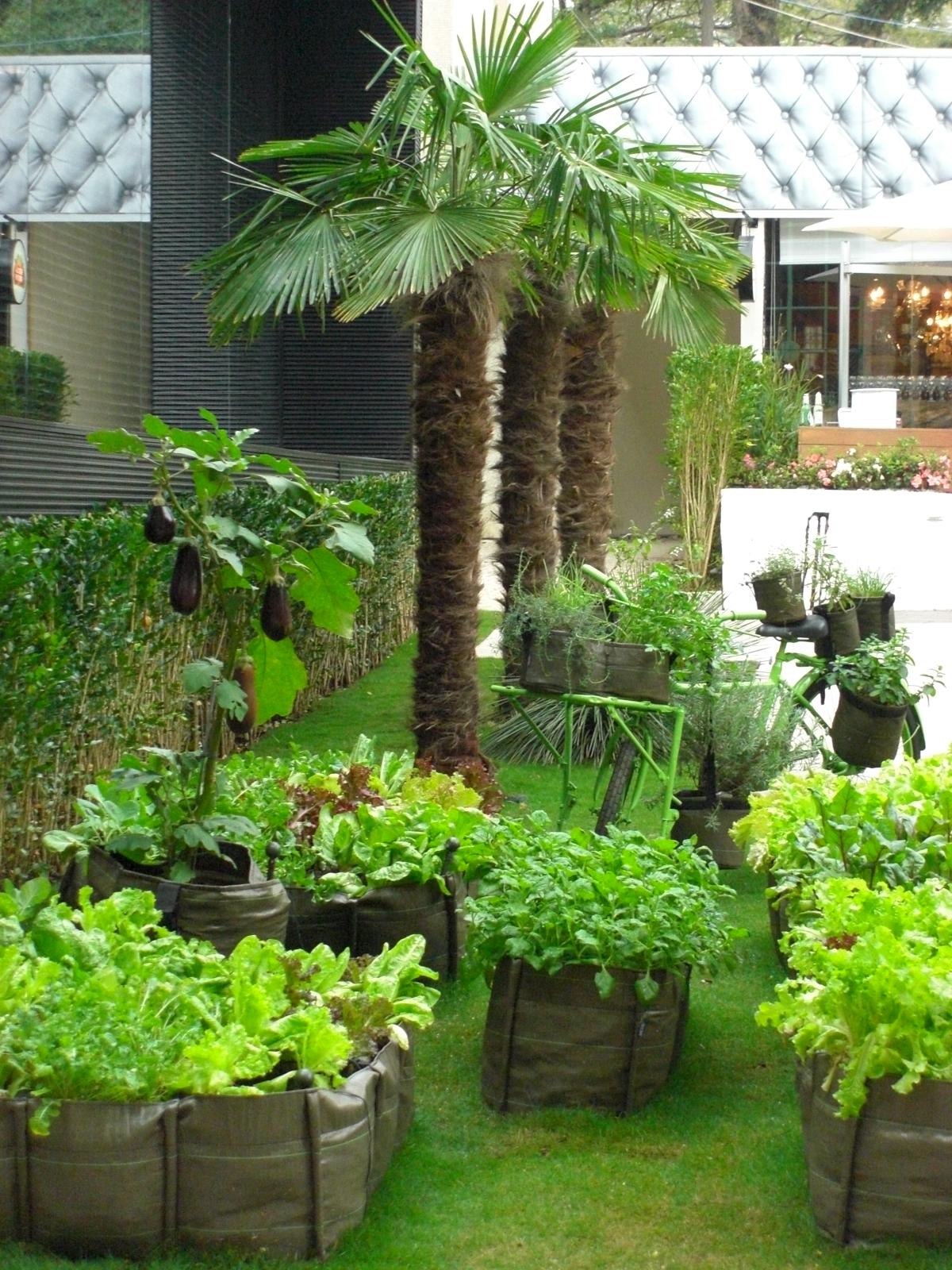 #8CB714 horta no jardim de inverno:Izabel Silvestre – Design de Ambientes  1200x1600 px jardim de inverno no banheiro como fazer
