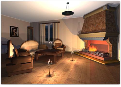 sweet home 3D للتصميم الثلاثى الابعاد
