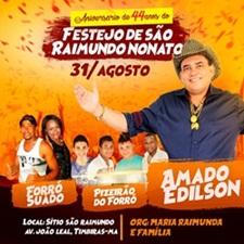 FESTEJO DE SÃO RAIMUNDO NONATO, EM TIMBIRAS (MA).