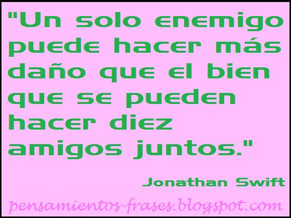 frases de Jonathan Swift