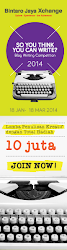 Bintaro Blog Writing Contest 2014