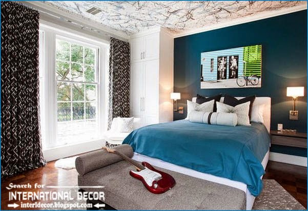 15 attractive teen boys room decor ideas Teenage room paint ideas