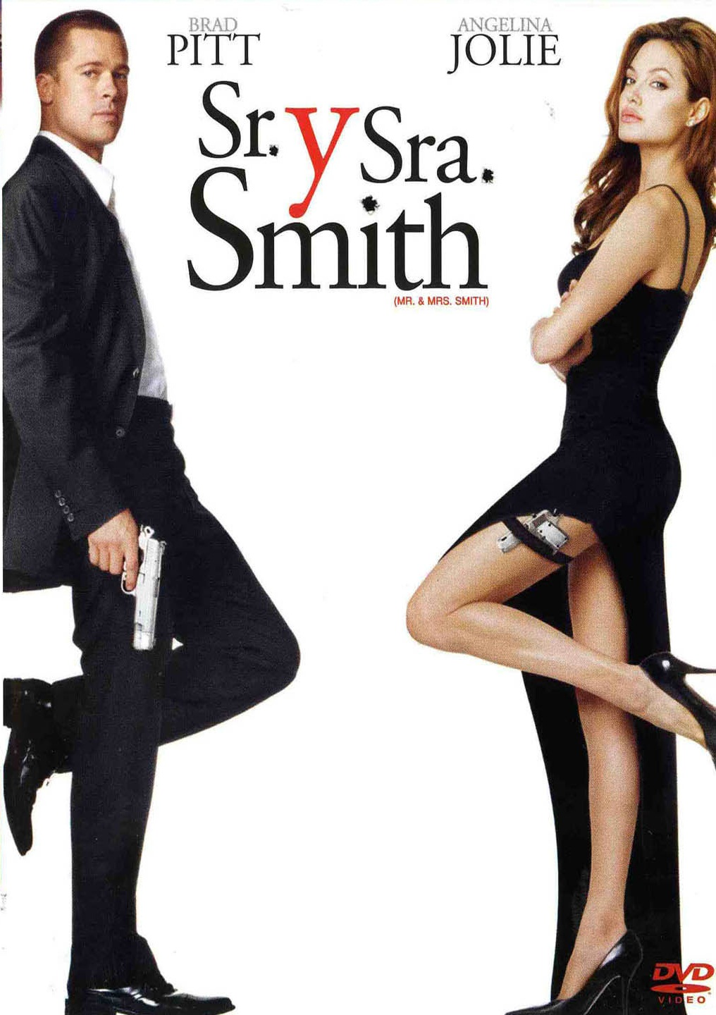 Mr. And Mrs. Smith [Latino]