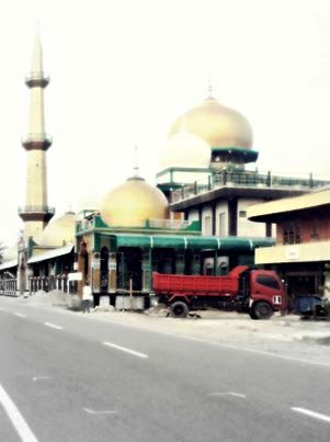 Masjid Lapeo NurutTaubah Campalagian