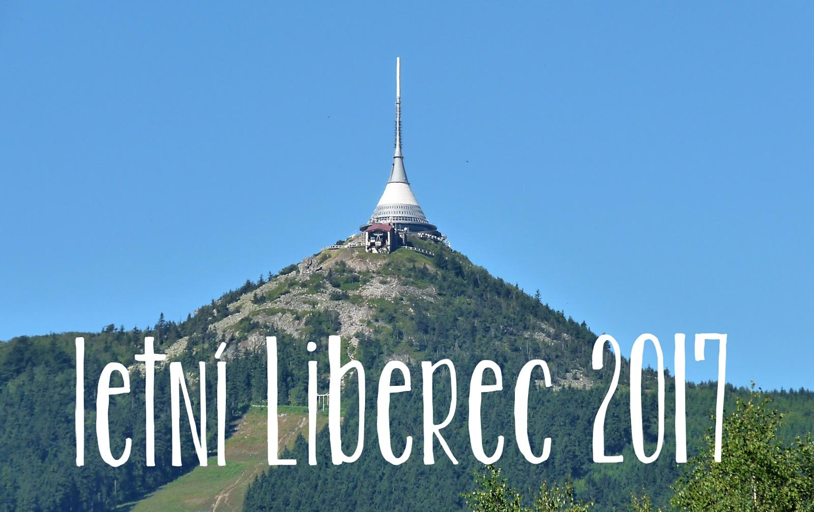 Letní Liberec 18.7. - 23.7.2017