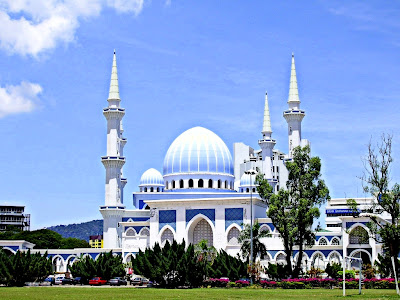 masjid di pahang
