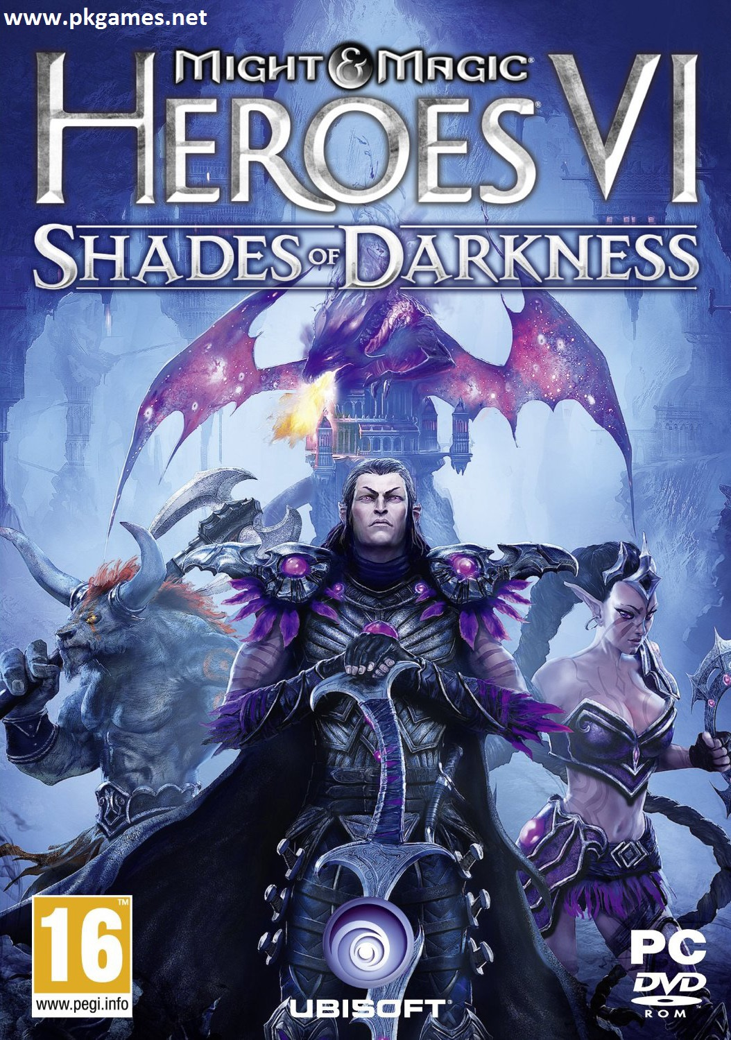 Free Download PC Games and Software: Free Download Might and Magic Heroes VI Shades of Darkness ...