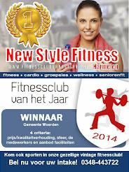 New Style Harmelen, Winnaar 2014