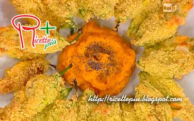 Fiori di Zucca Croccanti al Forno da La Prova del Cuoco