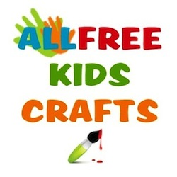 Featured on All Free Kids Crafts