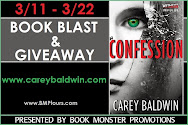 Carey Baldwin's CONFESSION Book Blast & Giveaway