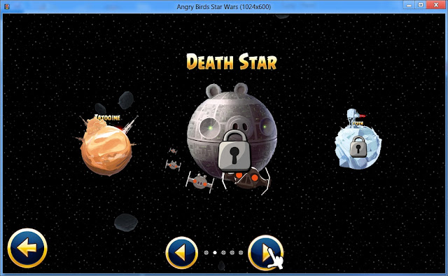 Download Angry Birds Star Wars 1.1.0 + Serial Number Full Version