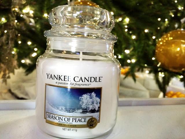 avis season of peace yankee candle