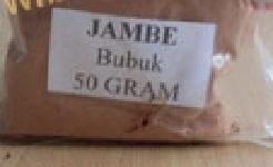 obat tradisional herbal jambe bubuk