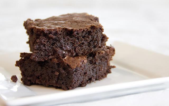 Sugar-Free Naturally Sweet Chocolate Brownies