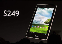 Eee Memo Pad Price, is Cheapest tablet with Tegra 3 processors