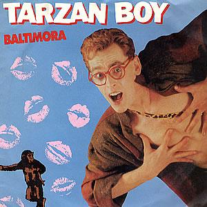 Baltimora - Tarzan Boy (1985, Lemon-Yellow Labels, Vinyl