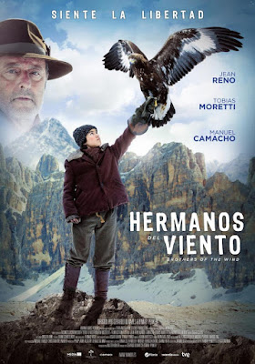 Brothers Of The Wind 2015 DVD R2 PAL Spanish