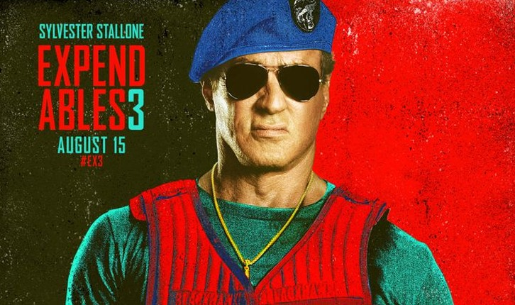 MOVIES: The Expendables 3 - Comic-Con 2014 Posters