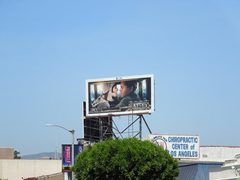 great gatsby billboard