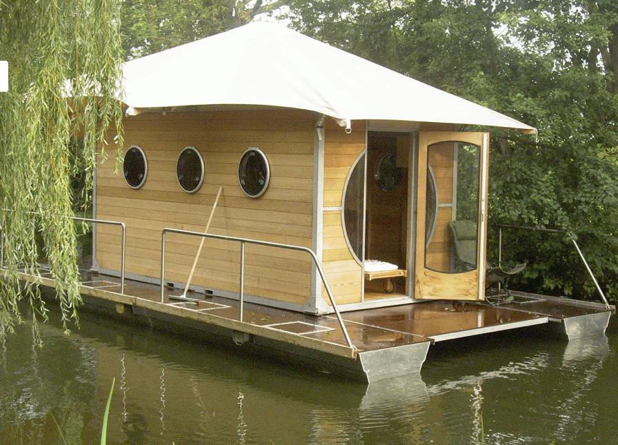 Lloyd S Blog Elegant Tiny Prefab House In France