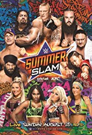Watch WWE Summerslam Online Free 2017 Putlocker
