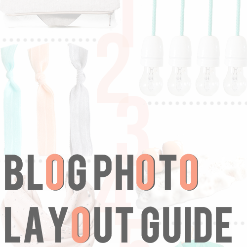 Shrimp Salad Circus: Blog Post Photo Layouts + Freebie . Blog Better