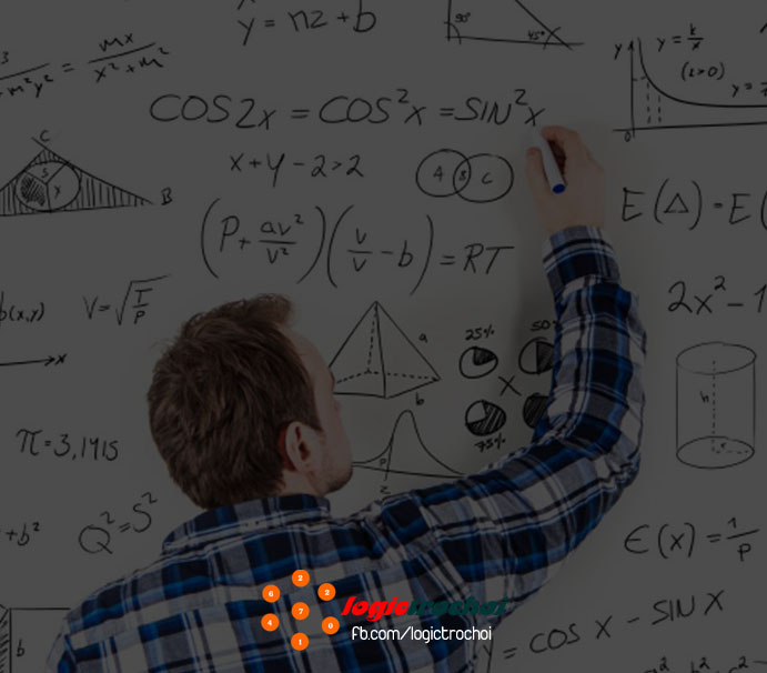 toán học, logic, iq, thông minh, tư duy