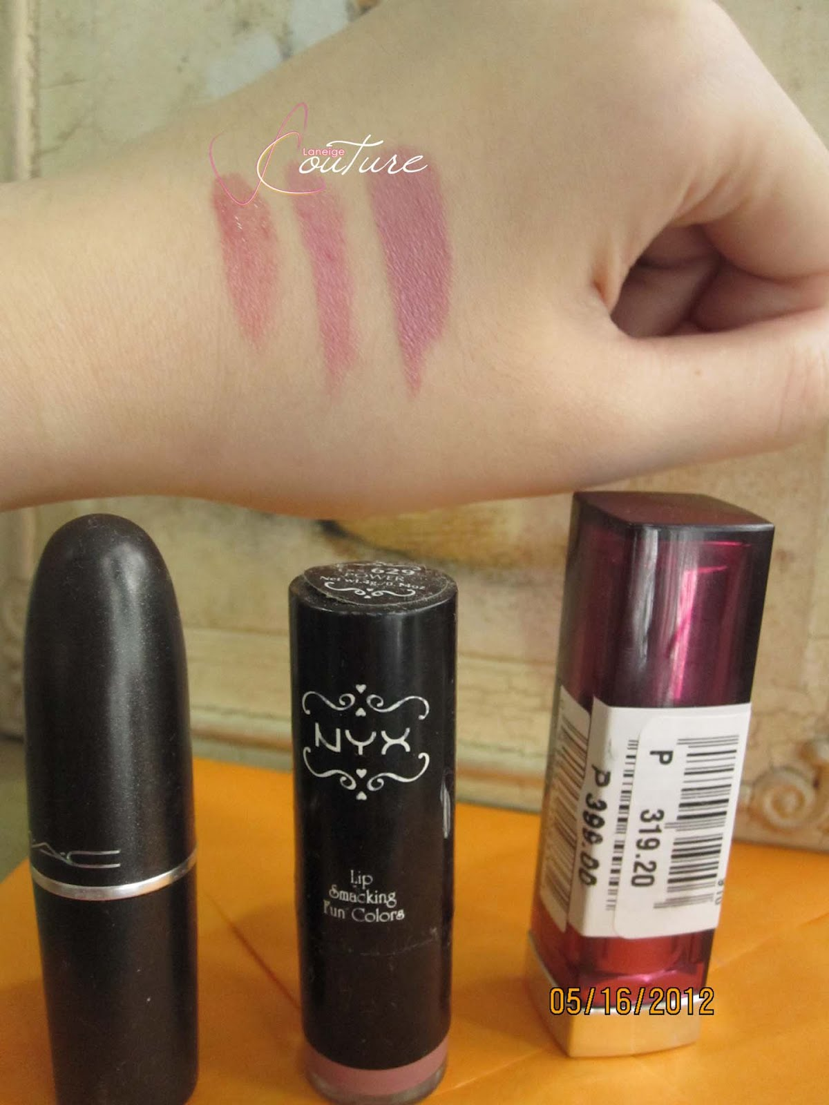 laneigecouture: the search for mac playtime dupe in manila