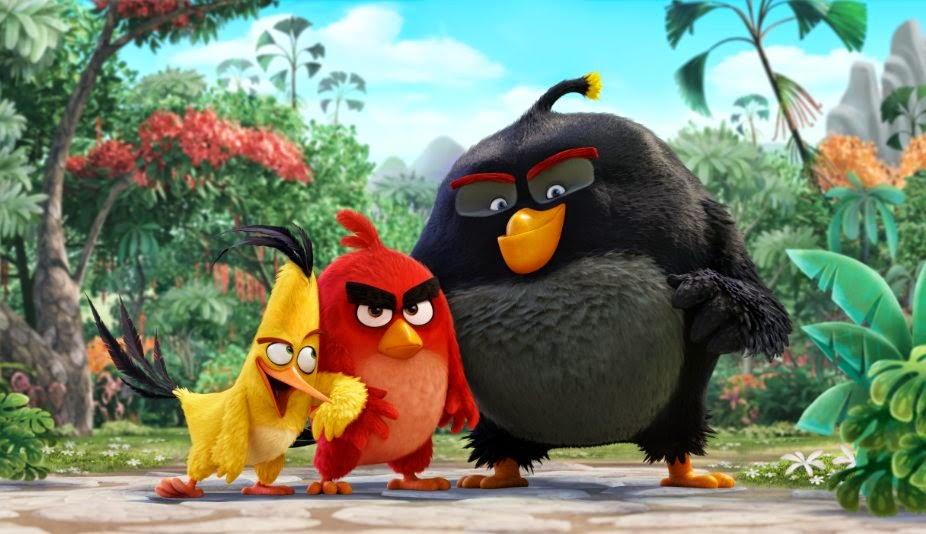 "Download ""Angry Birds (2016)"" Movie Full"