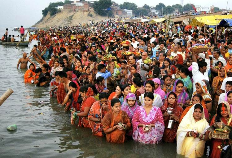 Chhath Puja Wishing Sms in