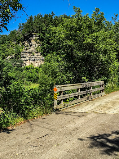Bicycling The 400 State Trail