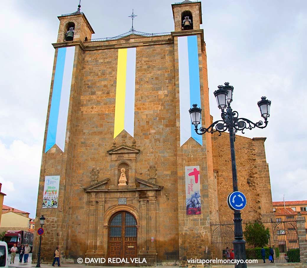 Basílica de la Virgen de los Milagros de Agreda