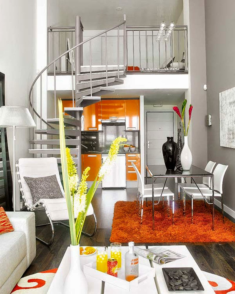 Beautiful & Modern Apartments Interior Design Inspiration