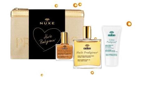 Nuxe Huile Prodigieuse suche olejki jak używać zastosowania cena